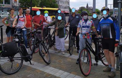 Témoignage d'un participant sur les jeudis de juillet en vélo