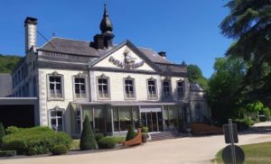 Image du château des Thermes